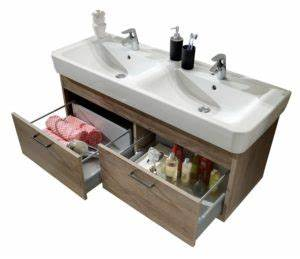 Waschtisch Mit Unterschrank 140 : doppelwaschtisch mit unterschrank doppelwaschbecken ~ Bigdaddyawards.com Haus und Dekorationen