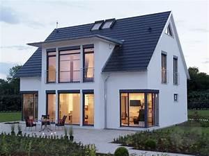 Modernes Haus Satteldach : mh hannover von luxhaus klassiker satteldach wohnen ~ A.2002-acura-tl-radio.info Haus und Dekorationen