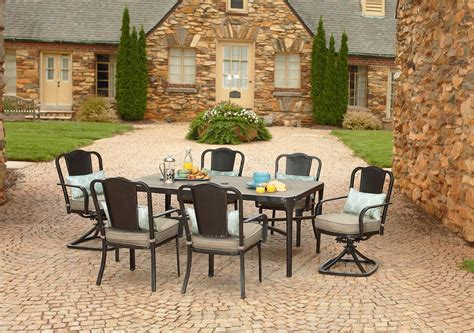 garden oasis square cover for 9pc dining set outdoor