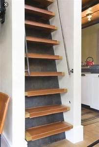 Escalier Escamotable Grenier : pingl par dawna miller sur le chateaux pinterest ~ Melissatoandfro.com Idées de Décoration