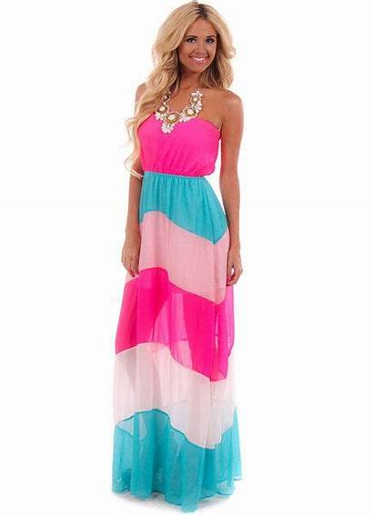 Reveal Gender Maxi Outfit Dresses Party Pink