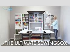 The Ultimate SewingBox! YouTube