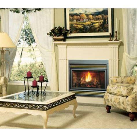 Kingsman Fireplaces - kingsman zv3600 b vent fireplace