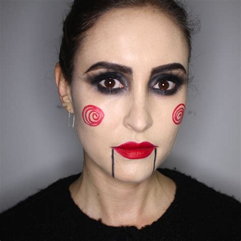 easy halloween makeup ideas  xerxes