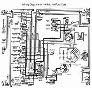 48 Ford Headlight Switch Help