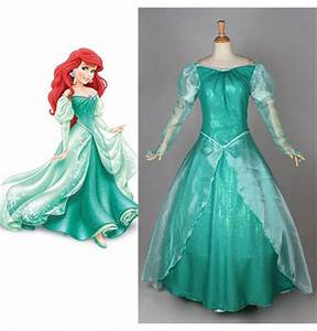Buy The Little Mermaid Cosplay Costume - TimeCosplay