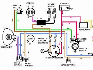 Dyna Coil Wiring Diagram For Suzuki  Dyna  Free Engine