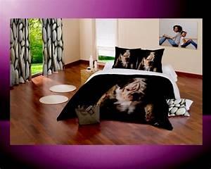 Parure De Lit Original : housse de couette 260x240 le cadeau original de vos chambres ~ Teatrodelosmanantiales.com Idées de Décoration