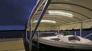Boat Lift Canopy Cover Systems