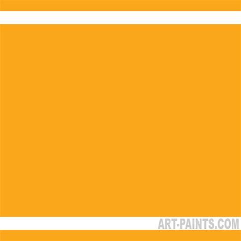 yellow orange azo soft acrylic paints 414 yellow