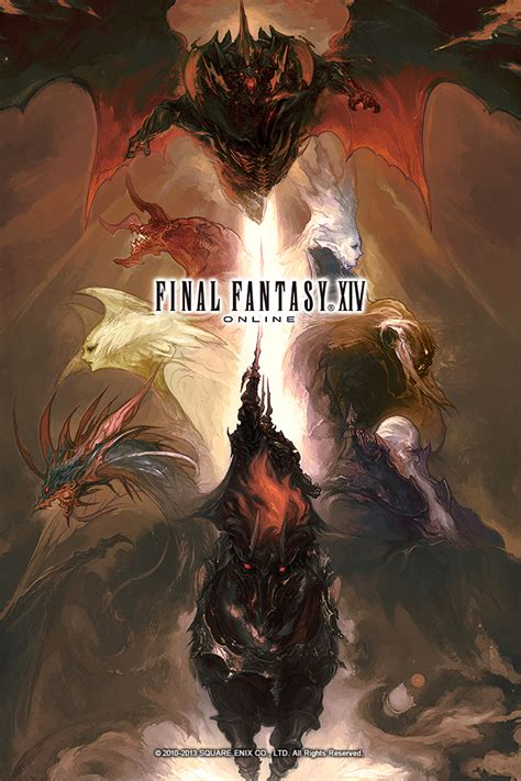 If you see some cell phone wallpapers you'd like to use, just click on the image to download to your desktop or mobile devices. Square Enix Releases Free Mobile Wallpapers! • FFXIV Guild