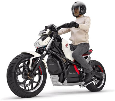 2019 = Electric Motorcycles From Honda + Self Balancing
