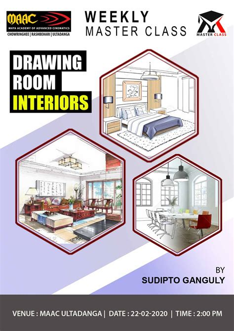 weekly master class  drawing room interior