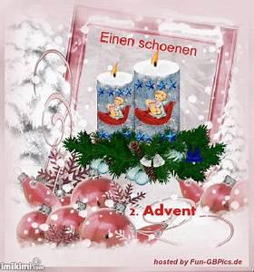 Grüße Zum 2 Advent Lustig : zweiter advent whatsapp bilder gr sse facebook bilder gb ~ Haus.voiturepedia.club Haus und Dekorationen