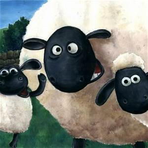 Shaun The Sheep HD Wallpapers for desktop download