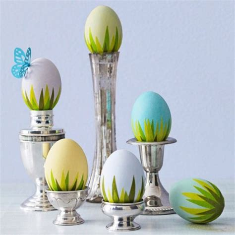 decorative easter eggs 25 decorative ideas for easter eggs