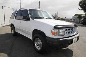 Find Used 2000 Ford Explorer Xls Suv 2wd 6 Cylinder No
