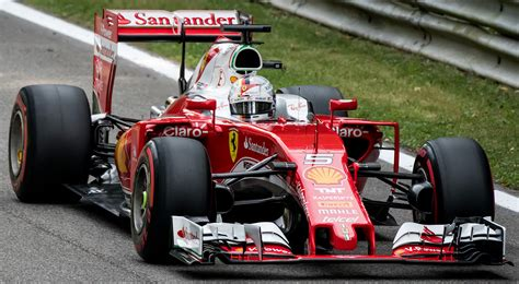 Sebastian vettel is confident ferrari can finish 2016 on a high after his drive from last to fifth at the singapore grand prix, something he thinks highlighted but i think we believe in ourselves. ferrari is only 15 points behind red bull in the fight for second and vettel thinks planned upgrades will help cut. 2016 Italian Grand Prix