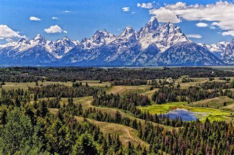 Grand Teton National Park  National Park In United States