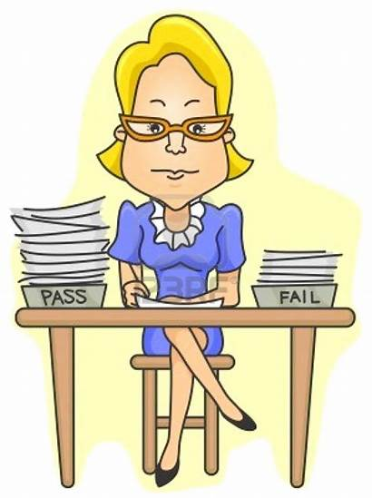 Answer Class Teacher Papers Grading Test Checking