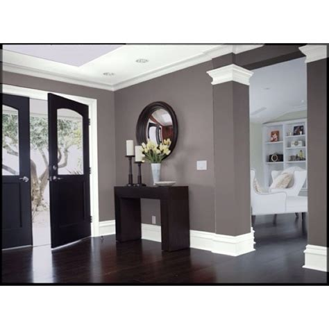 the paint color and entryway house stufff
