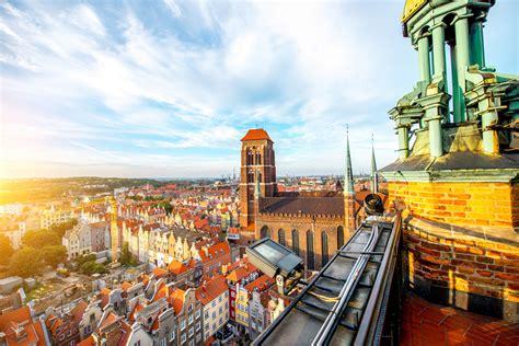 bazylika mariacka  gdansku gotycki kolos
