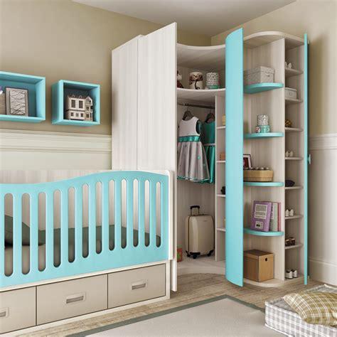 chambre bebe garcon lit pour bébé garçon bc30 avec grands 4 coffres glicerio