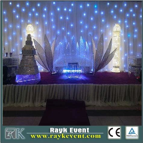 led curtains for stage backdrops pipe and drape portable