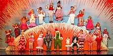 How The Grinch Stole Christmas Musical Review   Edinburgh ...