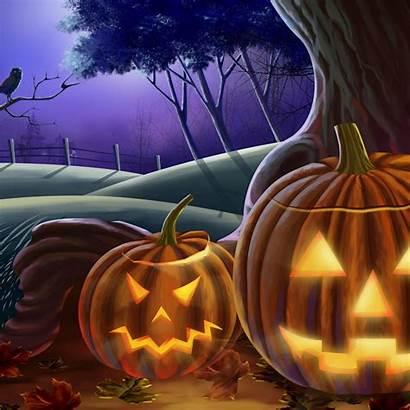 Ipad Halloween Pumpkin Wallpapers Iphone Ipod Computer