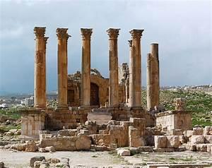 Temple Of Artemis Jerash Wikipedia