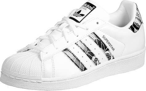 adidas Superstar W shoes white black