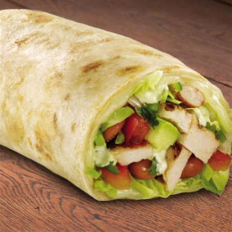 CHICKEN AVOCADO BURRITO - El Pollo Loco, View Online Menu ...