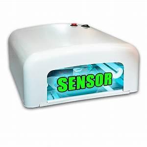 Lampe Mit Sensor : uv lichth rtungsger t mit sensor lichtschranke uv lampe lichth rteger t timer ~ Watch28wear.com Haus und Dekorationen