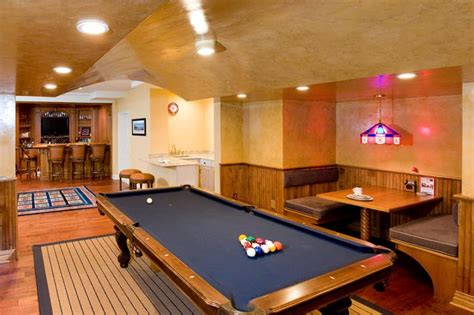 26 charming and bright finished basement designs page 5 of 5