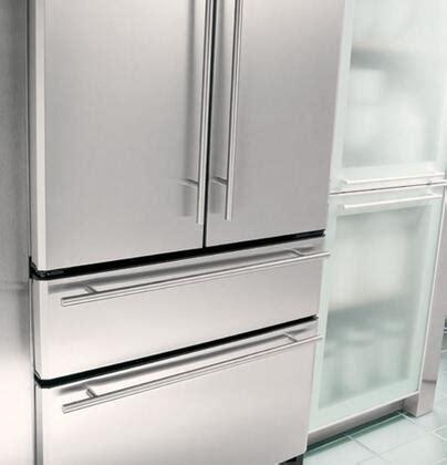 ge monogram zfgbhzss monogram series counter depth french door refrigerator   cu ft