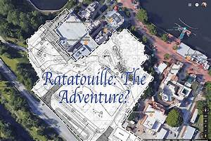 Ratatouille Ride Coming To Epcot