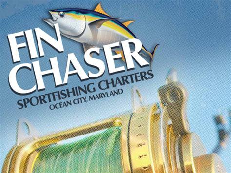 Charter Boat Rentals Ocean City Md by Finchaser Sportfishing Charter Ocean City Md Ocbound