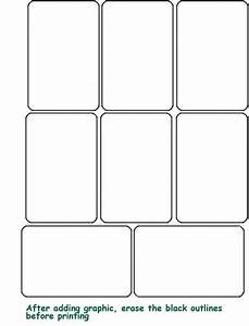 Card Templates  30 Simple Index    Flash Card Templates Free