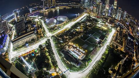 How Singapore GP qualifying unfolded - Live - BBC Sport