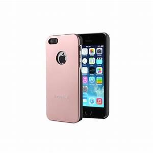 Coque Iphone 5 : coque iphone 5 5s se i crystal rose iphony ~ Teatrodelosmanantiales.com Idées de Décoration