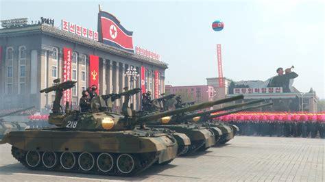 Kim Jong Un's North Korea Military