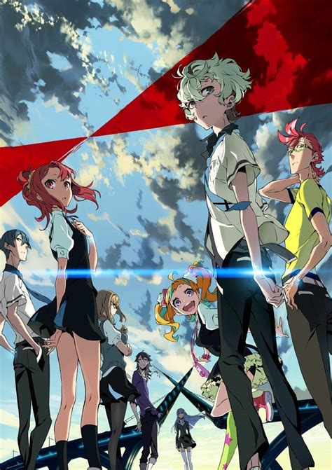 kiznaiver wallpaper  wallpapersafari