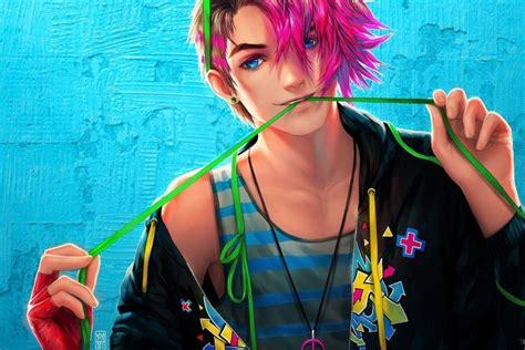 Anime Boy Wallpaper ·① Wallpapertag