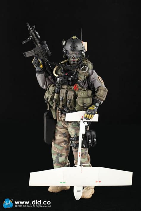 Special Boat Service Us Navy by Figurine 1 6 U S Navy Cnswg 4 22rd Sbt Special Boat Team