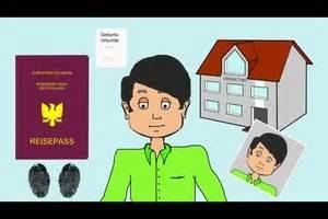 Einverständniserklärung Umzug Kind : video wie lange dauert es einen reisepass zu beantragen wichtige infos ~ Themetempest.com Abrechnung
