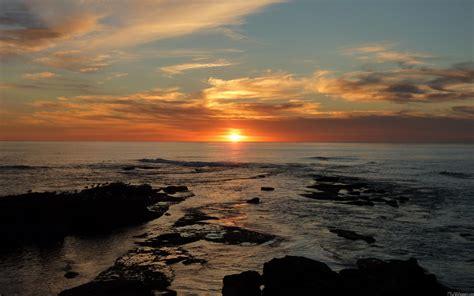 Mlewallpapers San Diego Sunset