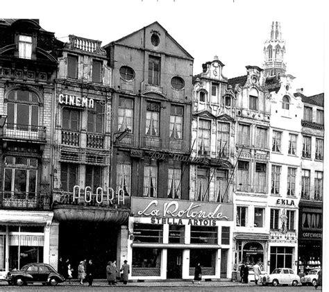 cinema maison du peuple anciennes salles de cinema de bruxelles et de quartiers annees 50 60 70 programme des