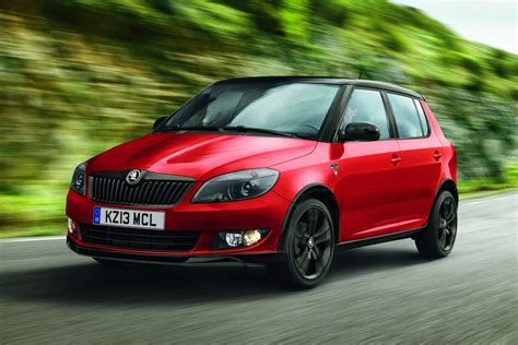 skoda fabia monte carlo tech announced auto express
