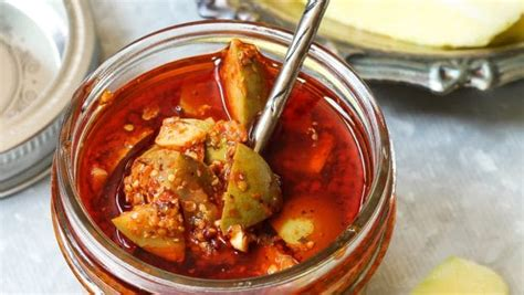 lip smacking south indian pickles     ndtv